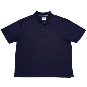 Ben Hogan Performance Golf Navy Polo Sz 3XL Shirt
